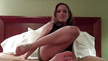 Kicked in the balls by Carmen Smashing Your Balls